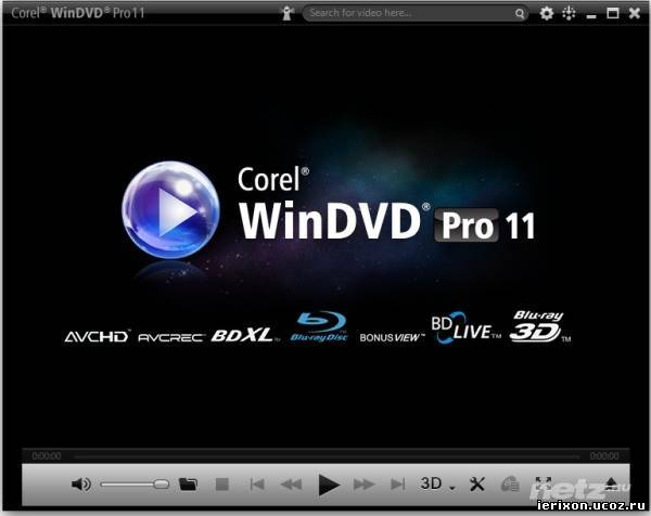 Corel windvd pro v11 0 multilingual incl keymaker core